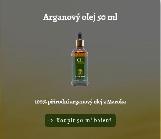 araganový olej